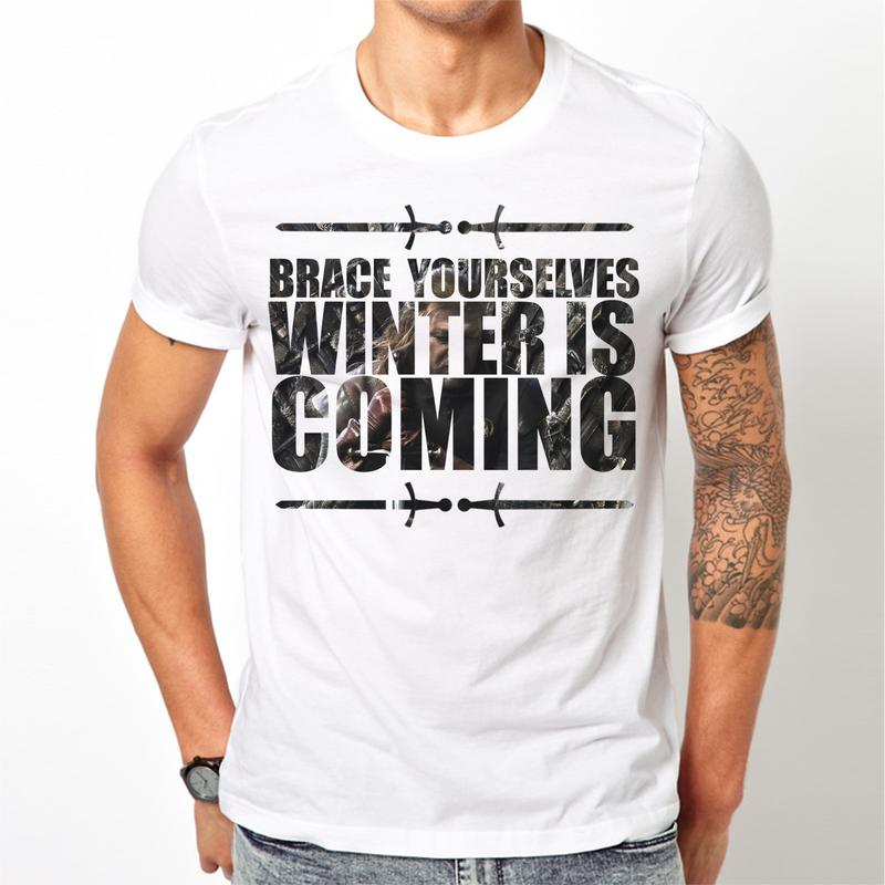 ASAP Men's Winter is coming Game of Thrones